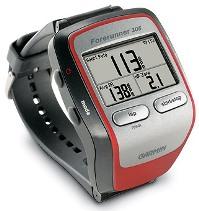 GPS-klocka från Garmin